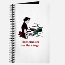 Homemaker on the Range Journal
