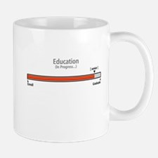 Progress Bar Education Senior - Mugs