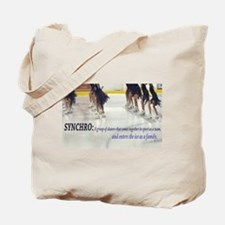 Synchro Defined 3 Tote Bag
