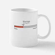 Progress Bar Life 30 - Mugs