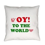 oytoworld1.png Everyday Pillow