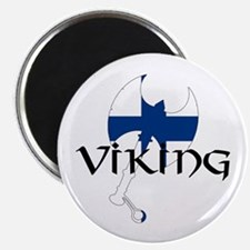 Finland Viking Magnets