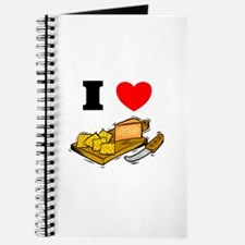 Cheese and Crackers Journal