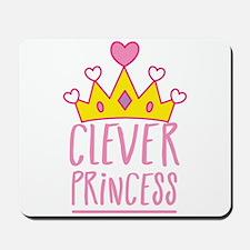 clever princess Mousepad