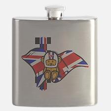 British Racing Flask