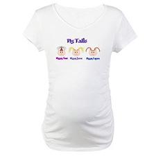 Unique Pig tails Shirt