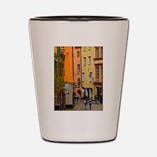 A Taste of Stockholm Shot Glass