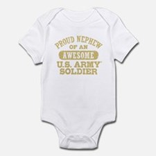 Proud Nephew U.S. Army Body Suit