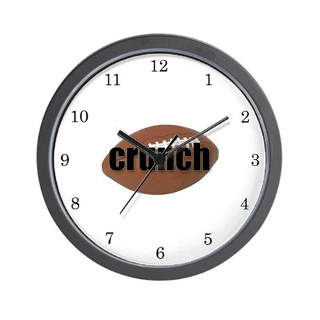 It's crunch time-Football