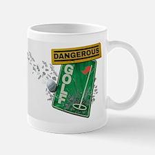 Dangerous Golf Mugs