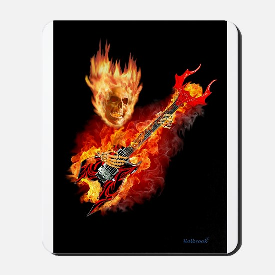 Playing With HellFire Mousepad
