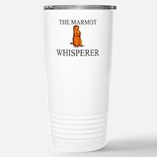 Cute The squirrel whisperer Travel Mug