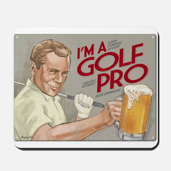 golf ro Mousepad