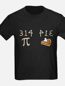Pi vs Pie T-Shirt