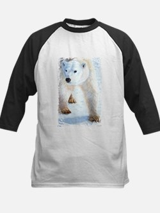 Polar Bear frame 2 Baseball Jersey