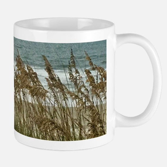 Dunes at the Beach with Sea Oats Mugs