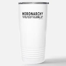 Moronarchy Travel Mug