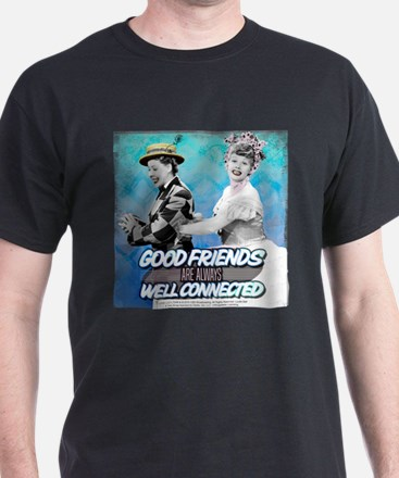I Love Lucy: Good Friends T-Shirt