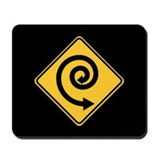 Road to Nowhere Mousepad