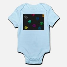 Paw prints Body Suit