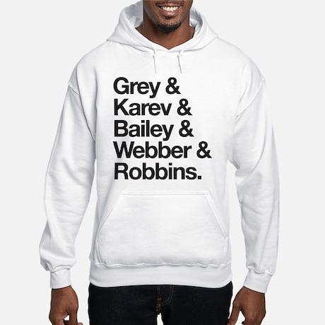 Grey's Anatomy Character Names