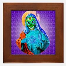 Dead Mary Framed Tile