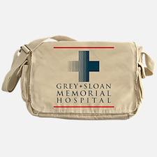Grey Sloan Hospital Messenger Bag
