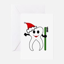 tooth13 Greeting Cards