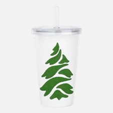 FOREST Acrylic Double-wall Tumbler