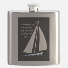 A Perfect Day Flask