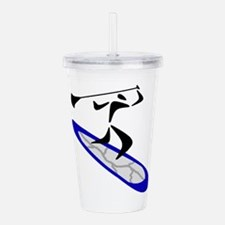 SUP Acrylic Double-wall Tumbler