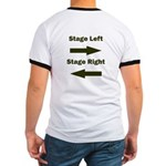 Stage Left and Right Ringer T