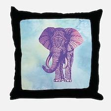 Unique Elephant Throw Pillow