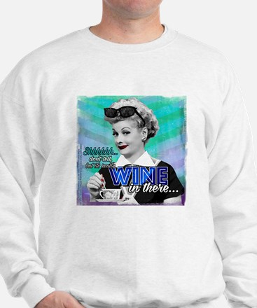 I Love Lucy: Wine Jumper