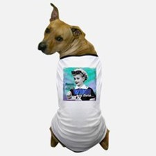 I Love Lucy: Wine Dog T-Shirt