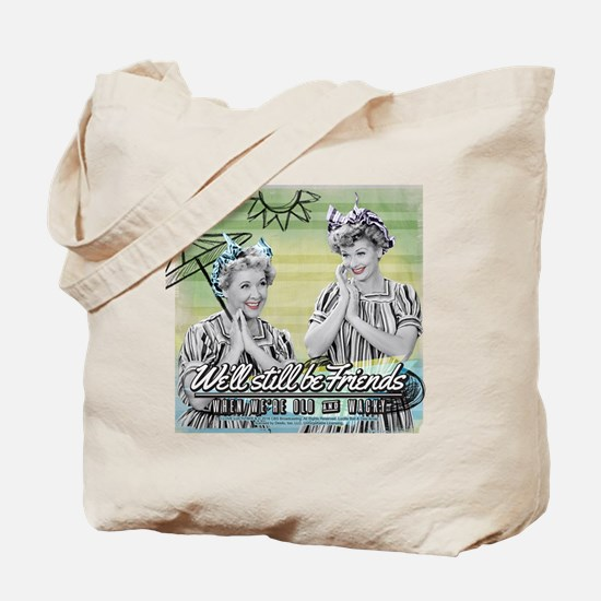 I Love Lucy: Old & Wacky Tote Bag