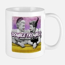 I Love Lucy: Double Trouble Mug