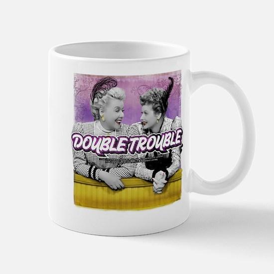 I Love Lucy: Double Trouble Mug