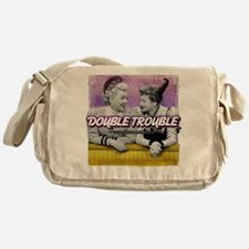 I Love Lucy: Double Trouble Messenger Bag