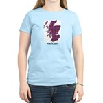 Map - Harkness Women's Light T-Shirt