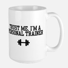 Trust Me I'm a Personal Trainer Mugs