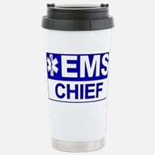 Unique Fire rescue Travel Mug