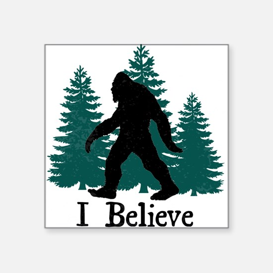 I Believe Sticker