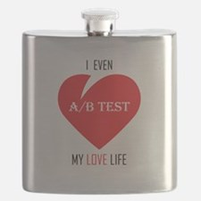 I Even AB Test My Love Life Flask