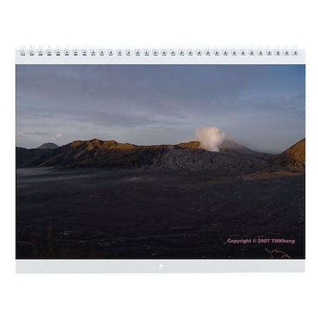 Bromo Wall Calendar