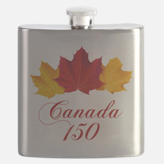 Cute Gold country Flask