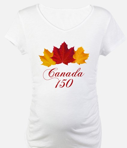 Unique Maple leaf Shirt