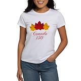 Canada 150 Women's T-Shirt