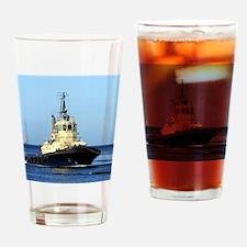 Tugboat Tingari, Australia Drinking Glass