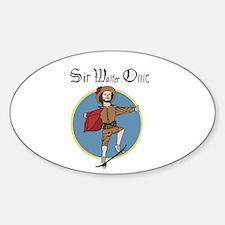 Sir Walter Ollie Decal
